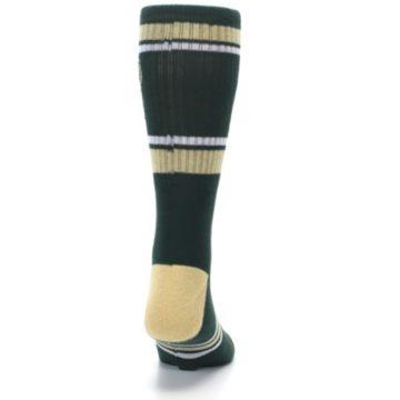 Image of Milwaukee Bucks Men's Athletic Crew Socks (back-19)