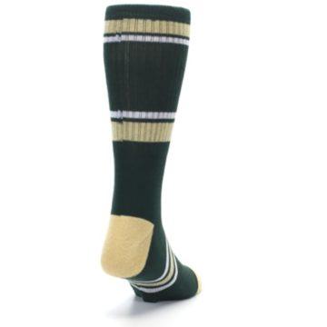 Image of Milwaukee Bucks Men's Athletic Crew Socks (side-1-back-20)