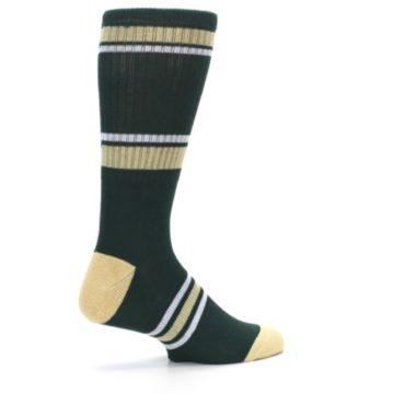 Image of Milwaukee Bucks Men's Athletic Crew Socks (side-1-23)
