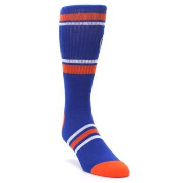 New-York-Knicks-Mens-Athletic-Crew-Socks-PKWY