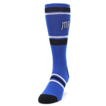 Image of Orlando Magic Men's Athletic Crew Socks (side-2-front-06)