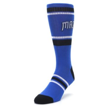 Image of Orlando Magic Men's Athletic Crew Socks (side-2-front-07)