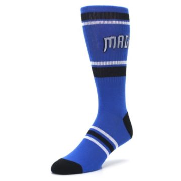 Image of Orlando Magic Men's Athletic Crew Socks (side-2-front-08)