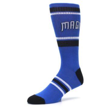 Image of Orlando Magic Men's Athletic Crew Socks (side-2-09)
