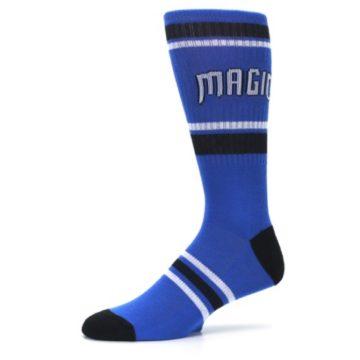Image of Orlando Magic Men's Athletic Crew Socks (side-2-10)