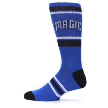 Image of Orlando Magic Men's Athletic Crew Socks (side-2-12)