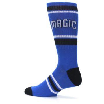 Image of Orlando Magic Men's Athletic Crew Socks (side-2-13)