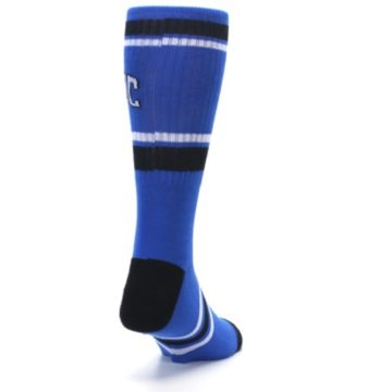 Image of Orlando Magic Men's Athletic Crew Socks (side-1-back-20)