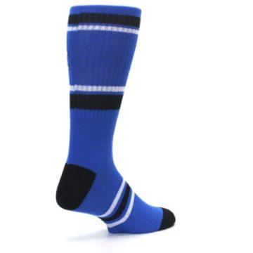 Image of Orlando Magic Men's Athletic Crew Socks (side-1-back-22)