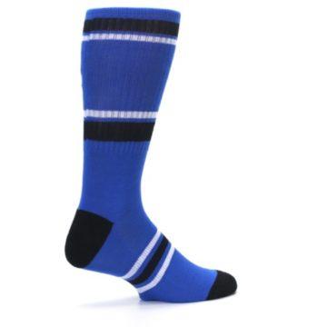 Image of Orlando Magic Men's Athletic Crew Socks (side-1-23)