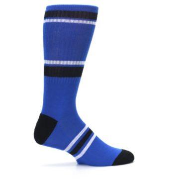 Image of Orlando Magic Men's Athletic Crew Socks (side-1-24)