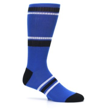 Image of Orlando Magic Men's Athletic Crew Socks (side-1-25)