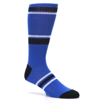 Image of Orlando Magic Men's Athletic Crew Socks (side-1-26)