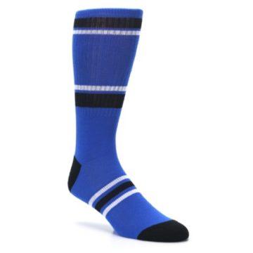 Image of Orlando Magic Men's Athletic Crew Socks (side-1-27)