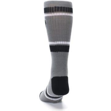 Image of San Antonio Spurs Men's Athletic Crew Socks (back-17)