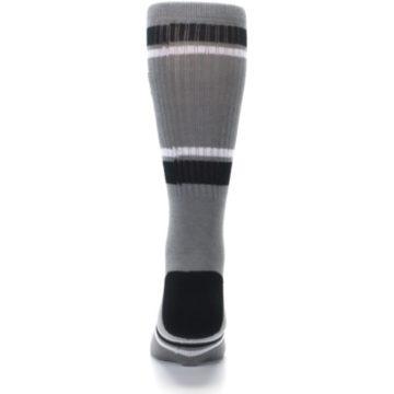 Image of San Antonio Spurs Men's Athletic Crew Socks (back-18)