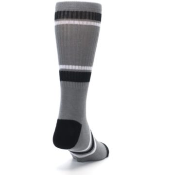Image of San Antonio Spurs Men's Athletic Crew Socks (side-1-back-20)