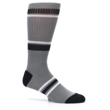 Image of San Antonio Spurs Men's Athletic Crew Socks (side-1-25)