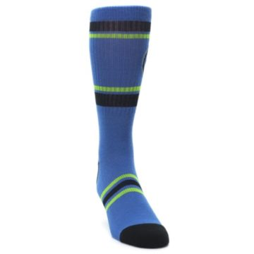 Image of Minnesota Timberwolves Men's Athletic Crew Socks (side-1-front-03)
