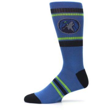 Image of Minnesota Timberwolves Men's Athletic Crew Socks (side-2-11)