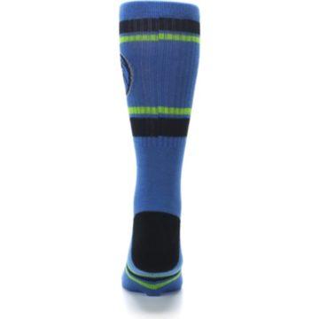 Image of Minnesota Timberwolves Men's Athletic Crew Socks (back-18)