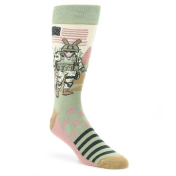 1ac71284eeea3 Image of Green Military Army Armor-dillo Men s Dress Socks