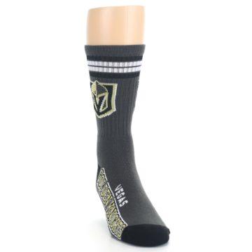 Image of Vegas Golden Knights Men's Athletic Crew Socks (side-1-front-03)