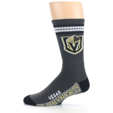 Image of Vegas Golden Knights Men's Athletic Crew Socks (side-2-12)