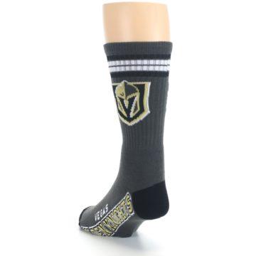 Image of Vegas Golden Knights Men's Athletic Crew Socks (side-2-back-16)
