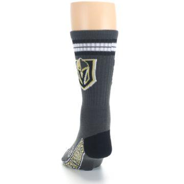 Image of Vegas Golden Knights Men's Athletic Crew Socks (back-17)