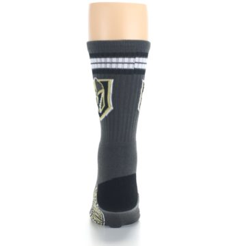 Image of Vegas Golden Knights Men's Athletic Crew Socks (back-18)