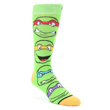 25d094df464 Image of Teenage Mutant Ninja Turtles Men s Casual Socks