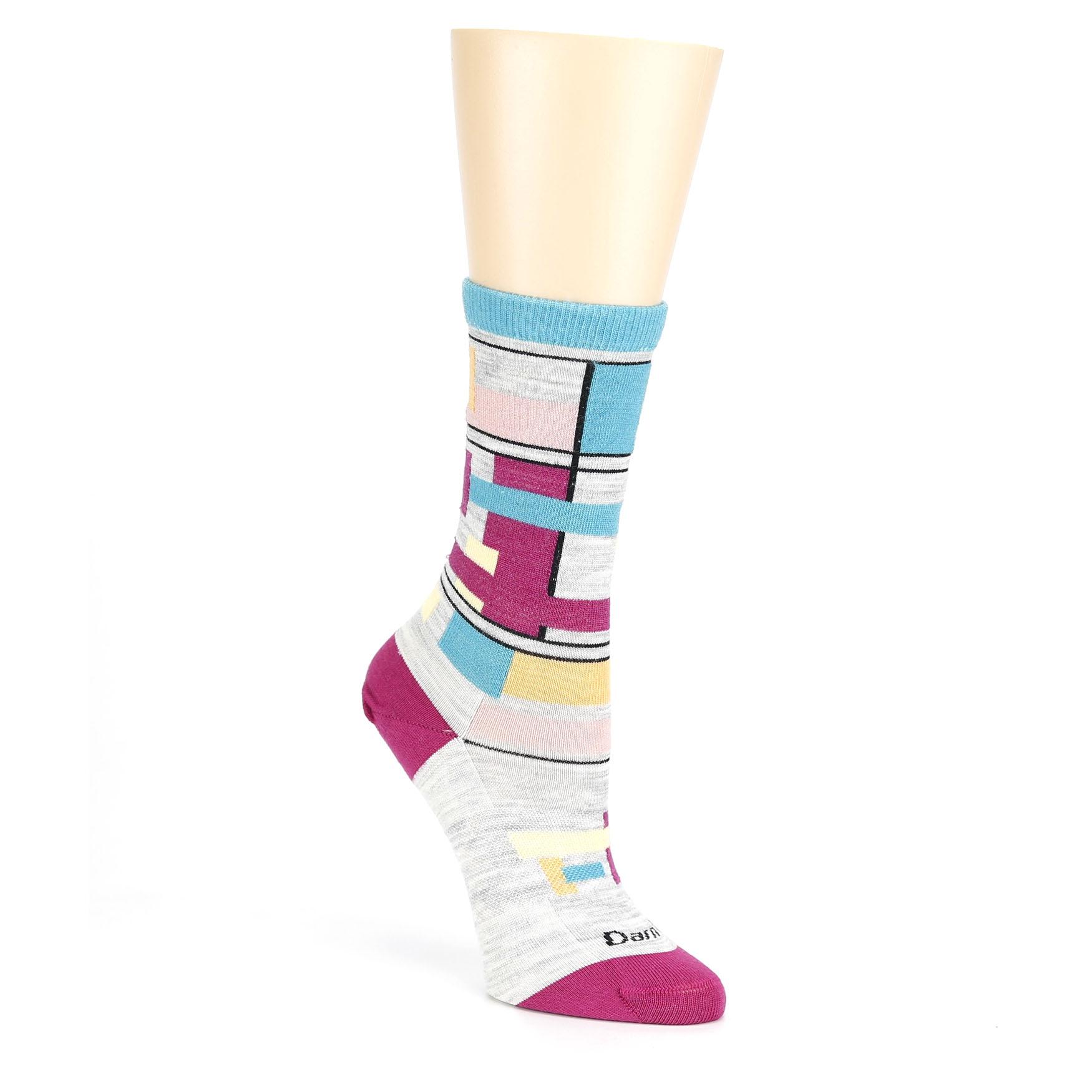Darn Tough Alexa Crew Light Socks Womens