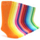 Image of boldSOCKS Solid Color Collection (15 Pairs) (side-2-back-16)