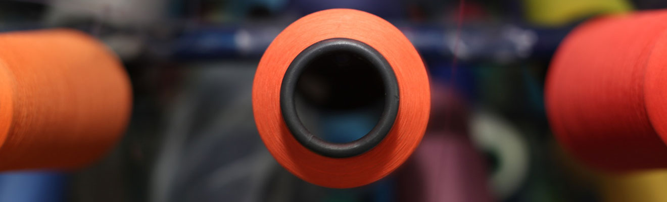 Example of Dyed Yarns for Custom Socks