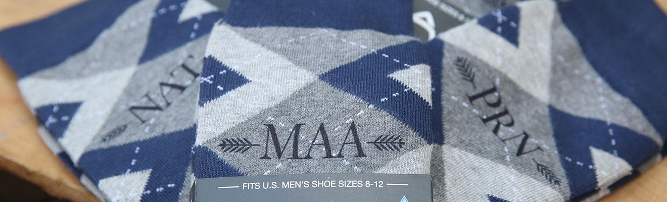 Personalized Print Socks