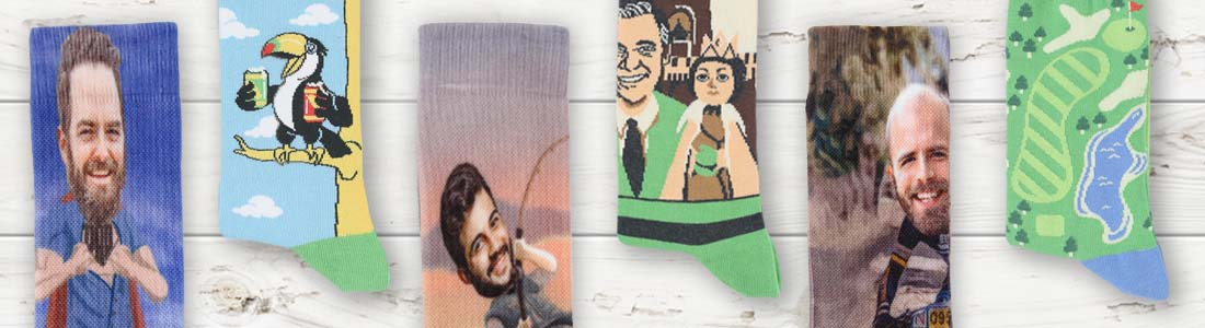 Shop Father's Day Socks from boldSOCKS