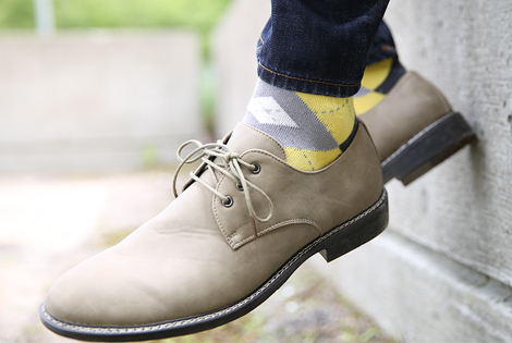 May Sock Color of the Month: Daisy Yellow|