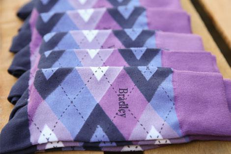 Wisteria-Radiant-Orchid-Iris-Custom-Wedding-Socks|Wisteria-Radiant-Orchid-Iris-Custom-Wedding-Socks