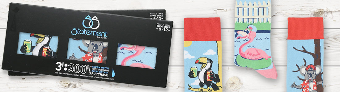Shop Sock Gift Sets from boldSOCKS