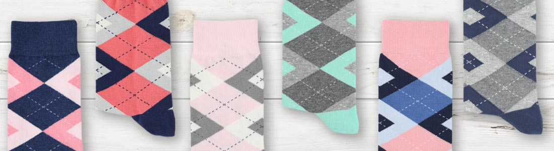 Kids Patterned Socks