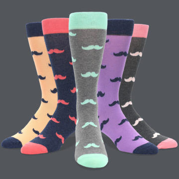 Men's Wedding Novelty Socks