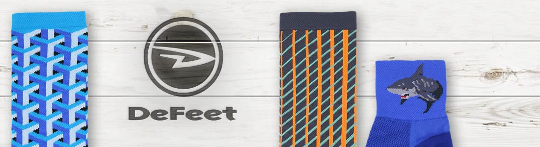 Shop Men's DeFeet Socks from boldSOCKS
