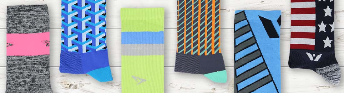 Example of Men's Everyday Athletic Socks from boldSOCKS