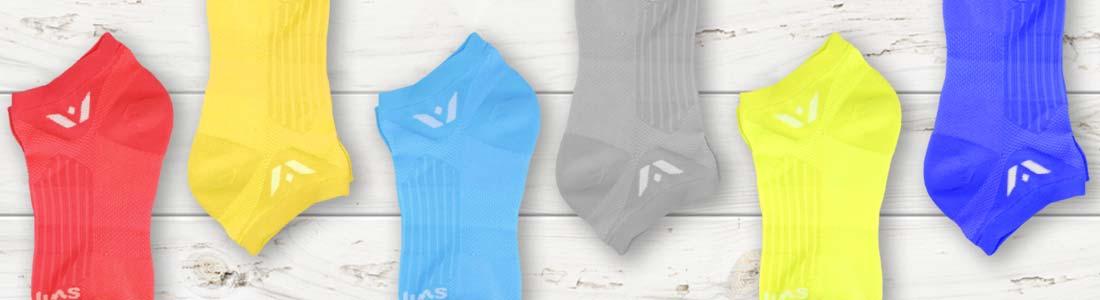 Example of Men's Running Socks from boldSOCKS