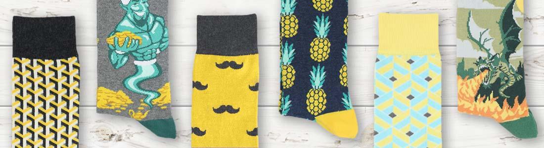 Shop Men's XL Big & Tall Dress Socks from boldSOCKS