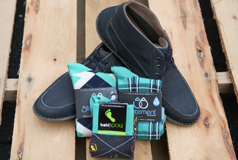 Sock Color of the Month: Turquoise|