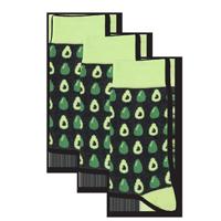 Example of Avocado Socks available on boldSOCKS