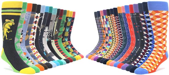 d6672926d3a Wholesale Novelty Socks and Patterned Socks from Statement Sockwear