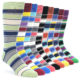 Image of Statement Sockwear Stripe/Stacked Collection (9 pairs) ck